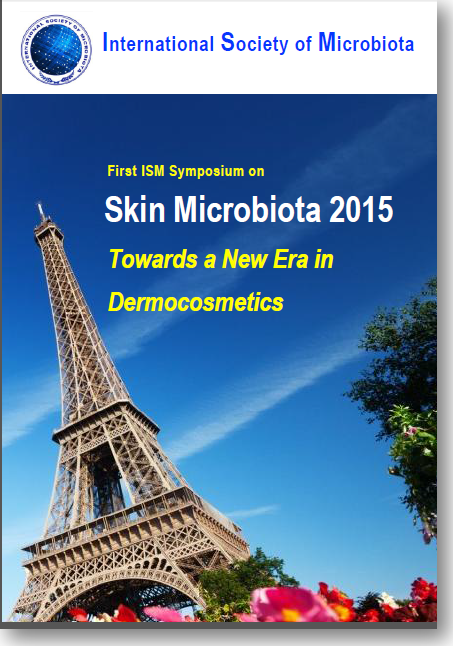 The first Symposium dedicated to Skin Microbiota gathered around one hundred specialists on skin in Paris