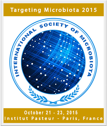 Don't forget to register before September 8 to Targeting Microbiota World Congress 2015 to save!