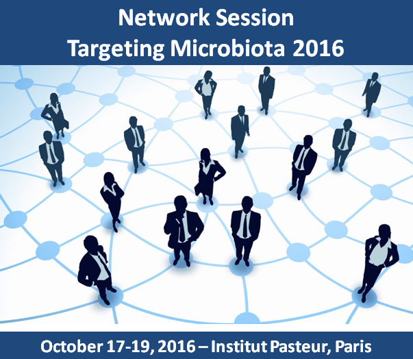 Network Session Targeting Microbiota World Congress