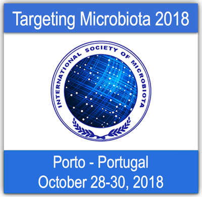 Targeting Microbota 2018 - October 28-30, 2018 - Porto, Portugal