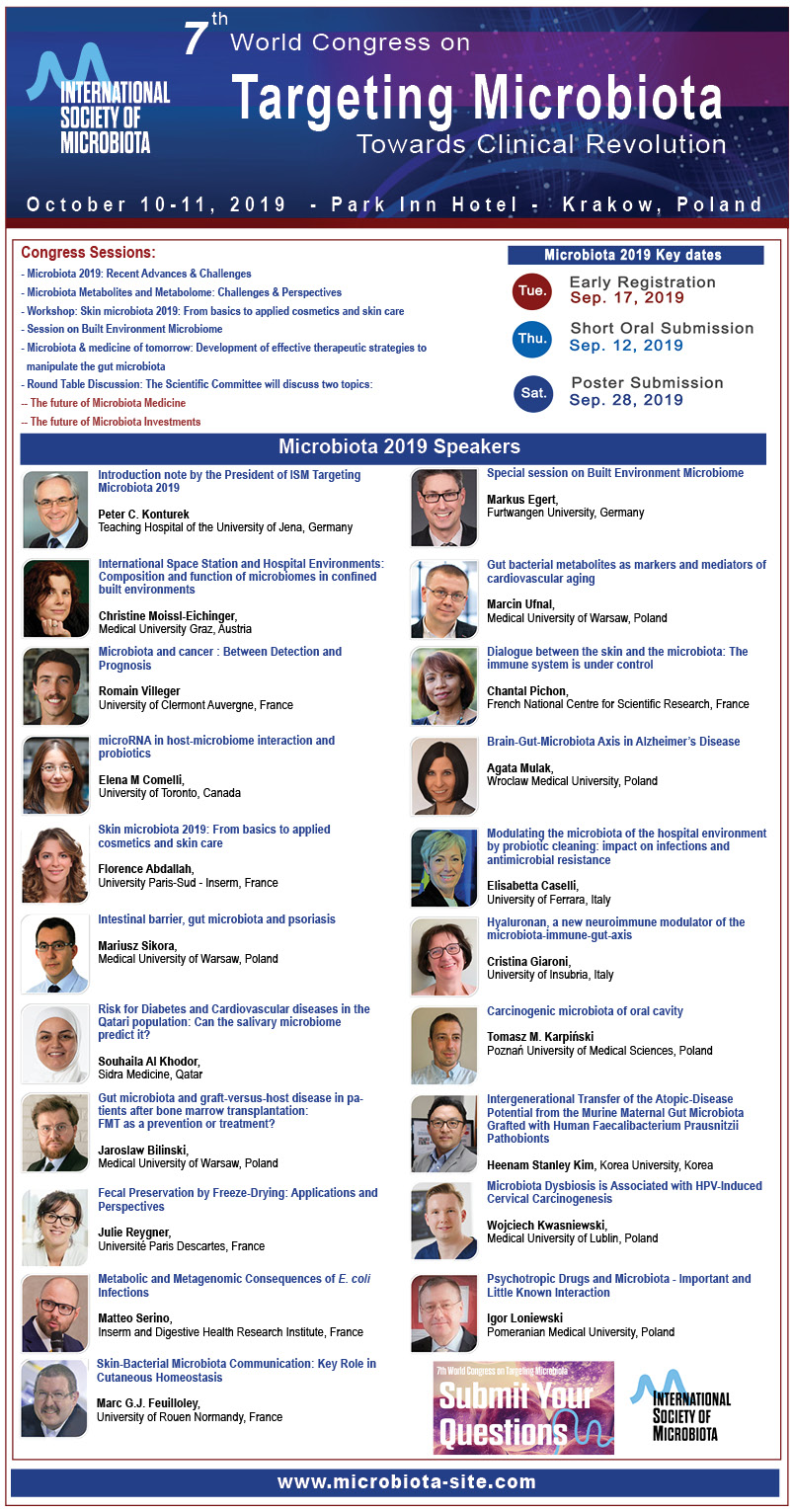 Microbiota Speakers 2019 speakers flyer V10 small
