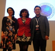 ISM is pleased to award three scientists for their oral and poster presentations