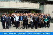 Targeting Microbiota Congress Great moments in Picture