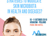 Targeting Microbiota 2019 Agenda | Skin Microbiota | Built Environment Microbiome | October 10-11, 2019